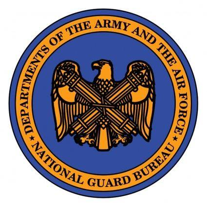 free vector National guard bureau