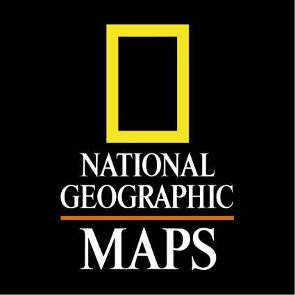 free vector National geographic maps