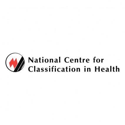 National centre for classification in health