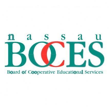 free vector Nassau boces 0