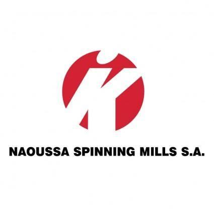 Naoussa spinning mills