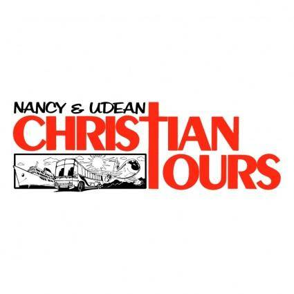 free vector Nancy udean christian tours