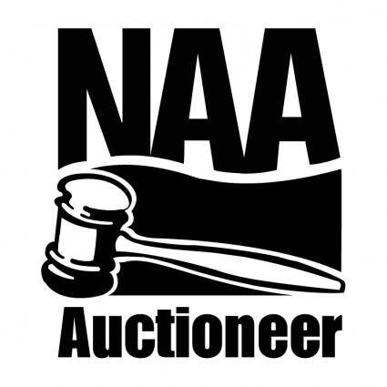 free vector Naa auctioneer
