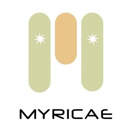 free vector Myricae