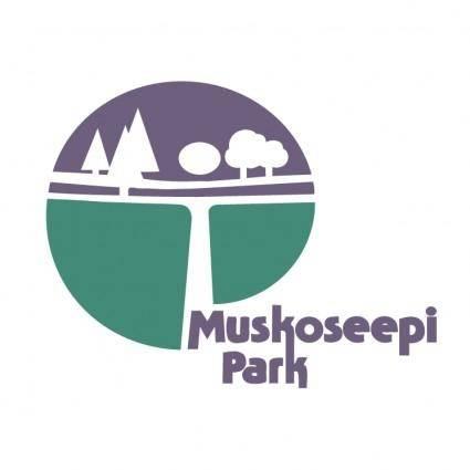 free vector Muskoseepi park