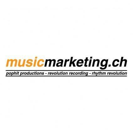 free vector Musicmarketingch