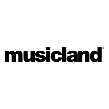 free vector Musicland