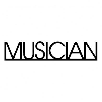 free vector Musician