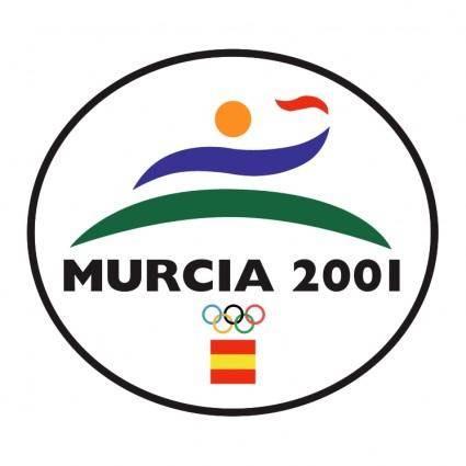 free vector Murcia 2001
