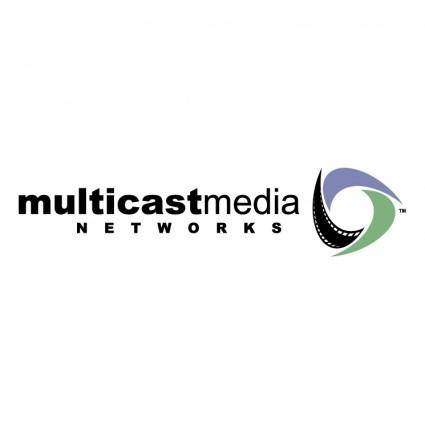 Multicast media networks