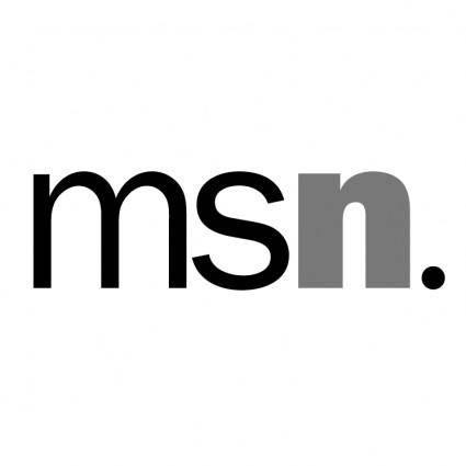free vector Msn 0