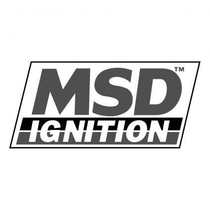 free vector Msd ignition