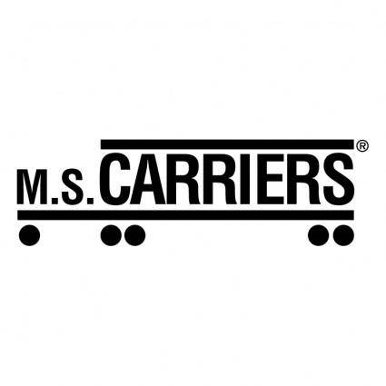 Ms carriers