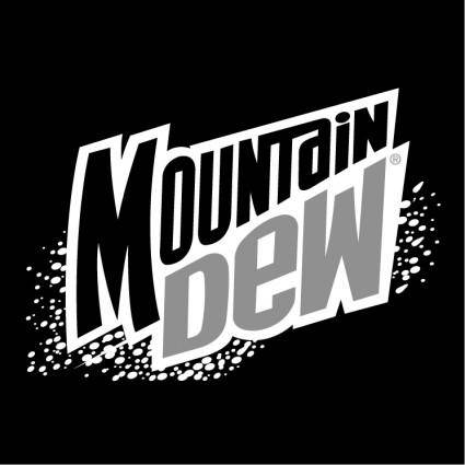 free vector Mountain dew 3