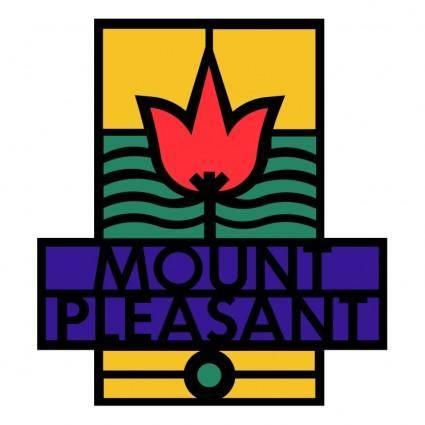 free vector Mount pleasant