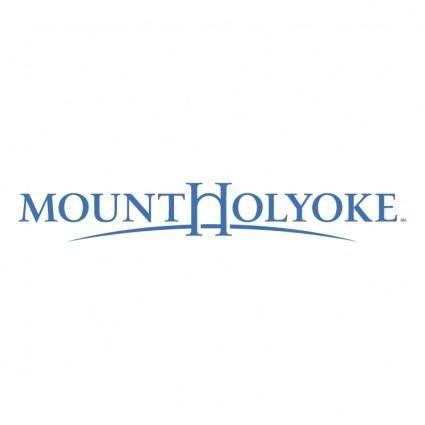 Mount holyoke college 0