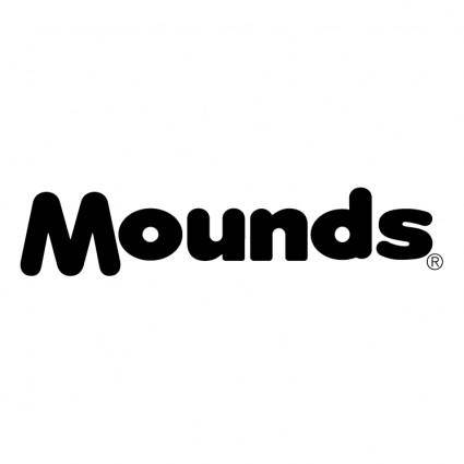 free vector Mounds