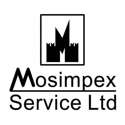 Mosimpex service