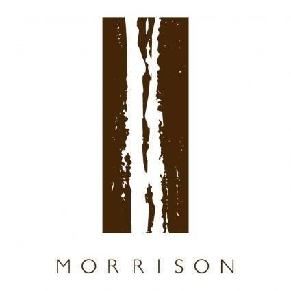 free vector Morrison