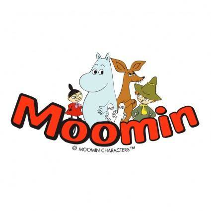 free vector Moomin