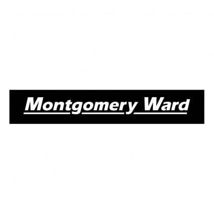 free vector Montgomery ward