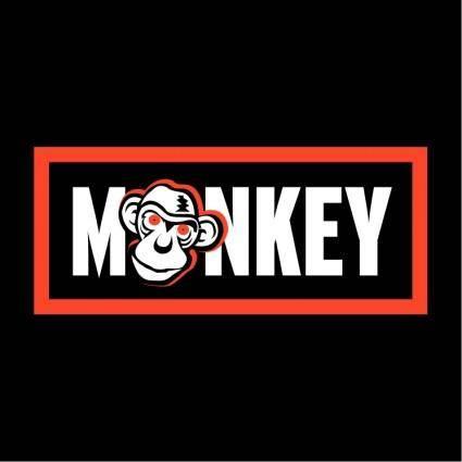 free vector Monkey