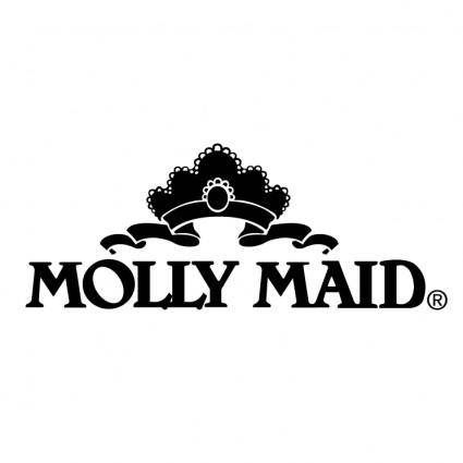 free vector Molly maid