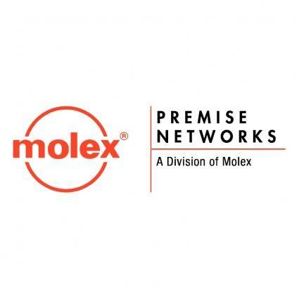 free vector Molex premise networks