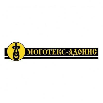 free vector Mogotex adonis