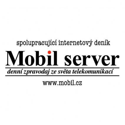 Mobil server