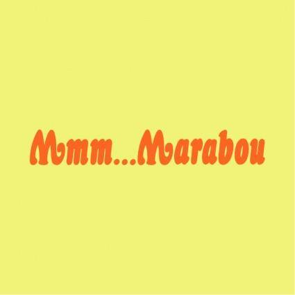 Mmm marabou