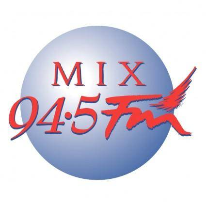 free vector Mix 945 fm