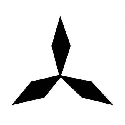 free vector Mitsubishi 2