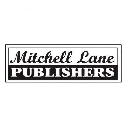 free vector Mitchell lane publishers