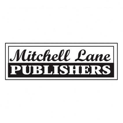 Mitchell lane publishers