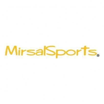 free vector Mirsal sports