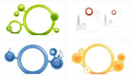 free vector Simple vector graphics 8