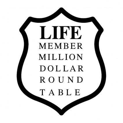 free vector Million dollar round table 0