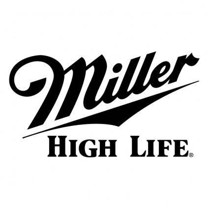 free vector Miller high life