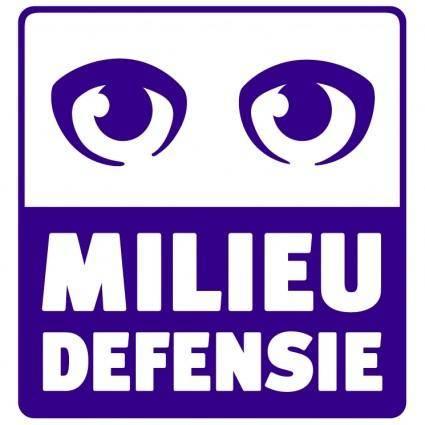 free vector Milieu defensie