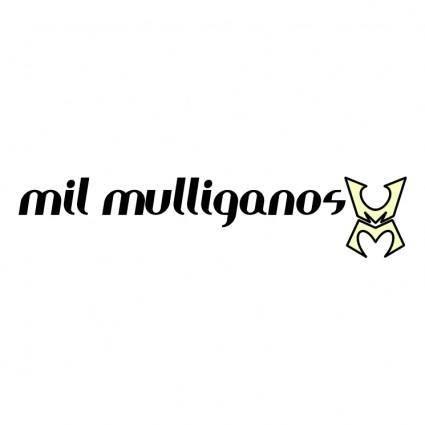 free vector Mil mulliganos 0