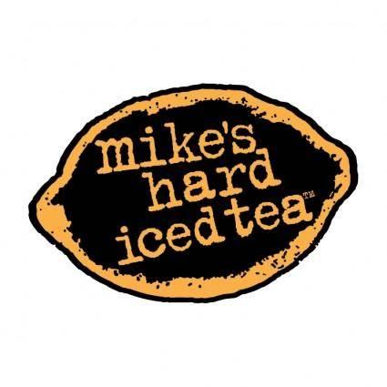 Mikes hard iced tea