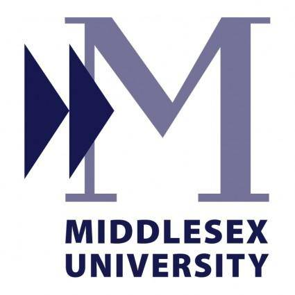 free vector Middlesex university