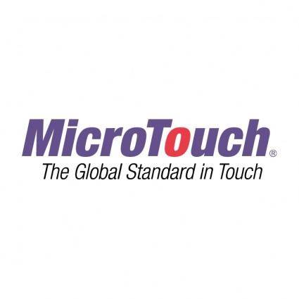 free vector Microtouch 0