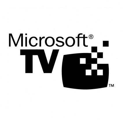 Microsoft tv 0