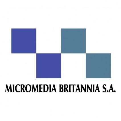 free vector Micromedia britannia