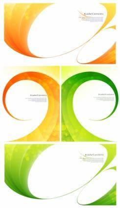 free vector Simple graphics vector 16
