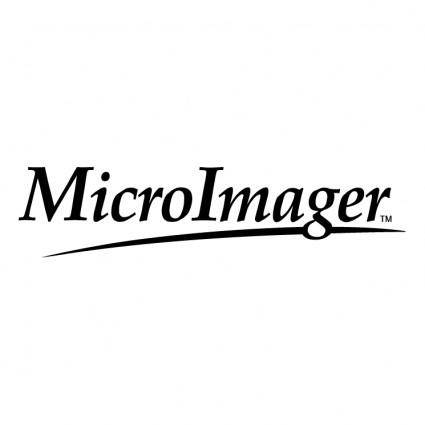 free vector Microimager