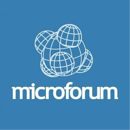 free vector Microforum 0