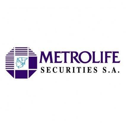 free vector Metrolife securities